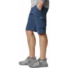Columbia Silver Ridge II Cargo Pantalones cortos Hombre, dark mountain